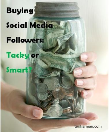 buying social media
