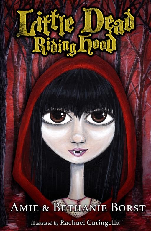 Little Dead Riding Hood cover