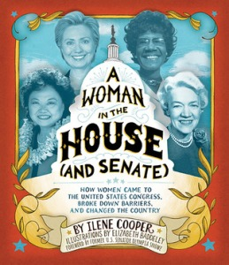 woman in the house