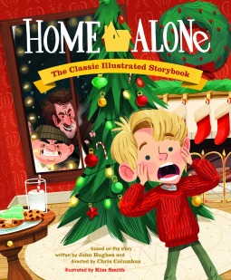 home alone pic book